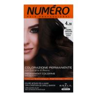Фарба для волосcя NUMERO 4.38 х6
