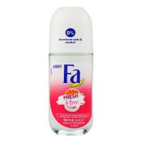 Дезодорант Fa Fresh&Free роликовий Грейпфрут та лічі 50мл
