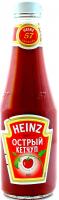Кетчуп Heinz гострий 342г х12
