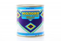 Молоко згущене Первомайськ з цукром нежирне 370г з/б