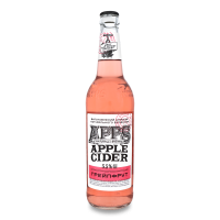 Сидр Apps Apple грейпфрут 5,5% 0,5л с/б х12