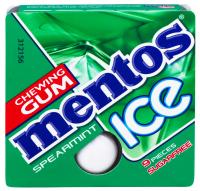 Жувальна гумка Mentos солодка м`ята 12,9г