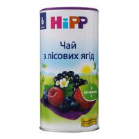Чай Hipp з лісових ягід 200г х6