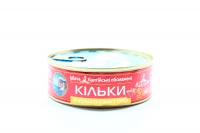 Кілька  Baltijas обсмажена в томатному соусі 240г х48