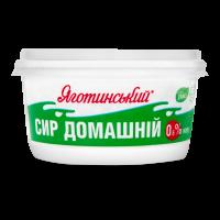 Сир Яготинський Домашній 0% 370г х9