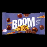 Драже Boom Choc Crunch в мол. шоколаді 30г х20
