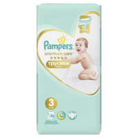 Памперси Pampers Premium care трусики 3 6-11кг 48шт