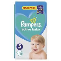 Підгузки PAMPERS Active Baby Junior 11-16 кг 51шт