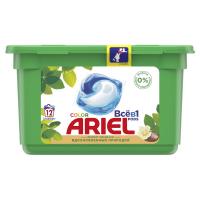Засіб для прання Ariel в капсулах Color 3в1 12*27г