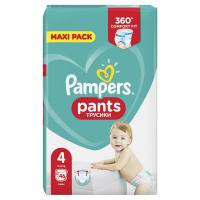Підгузки PAMPERS Pants Maxi 9-15кг 46шт