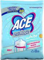 Підсилювач прального порошку Ace Oxi Magic White 200г