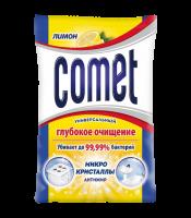 Засіб чистячий Comet Глибоке Очищення з мікрокристалами Універсальний Лимон, 350 г