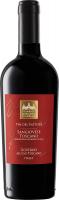 Вино Sangiovese Toscana сухе червоне 0.75л