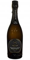 Вино ігристе Borgo San Pietro Valdobbiadene Extra Dry 0.75л
