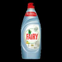Засіб для миття посуду Fairy Platinum Лимон і лайм 650мл