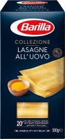 Макарони яєчні Barilla Lasagne 500г