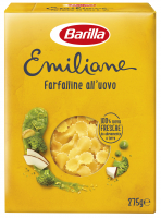 Макарони яєчні Barilla Farfalline 275г х15