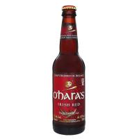 Пиво O`Hara`s Irish Red солодове с/б 0,33л