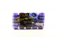 Мило Duru Gourmet чорниця  5*75гх6