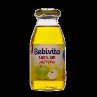 Сік Bebivita яблуко с/б 0,2л