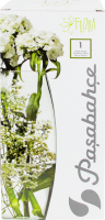 Ваза Pasabahce Flora 260мм 43966