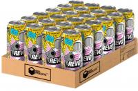 Напій слабоалкогольний енергетичний Revo Limited Edition 8.5% ж/б 0,5л