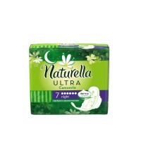 Гігієнічні прокладки Naturella Camomile Ultra Night, 7 шт.