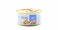 Корм Profine для котів індичка з рисом 70г х12