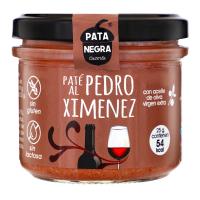 Паштет Pata Negra зі свинини з вином Pedro Ximenez 110г х6
