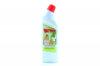 Засіб Чистюня д/догляду за унітаз.та ваннами Лимон 1000мл х6