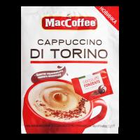 Напій кавовий MacCoffe Cappuccino Di Torino 25г х20