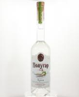Напій Полугар №5 спиртовий зерновий Хрін 38,5% 0,5л х2