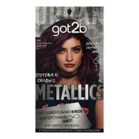 Фарба для волосся Schwarzkopf Got2b Metallics M69 x6