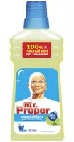 Засіб Mr.Proper миючий Лайм та мята 500мл х6
