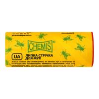 Засіб Chemis клейова стрічка для мух 1шт х6