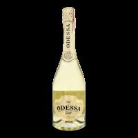 Вино ігристе 0.75л 10.5-12.5% Gold біле солодке Odessa