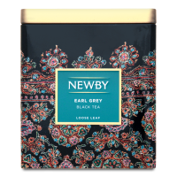 Чай Newby Earl Grey ж/б 125г