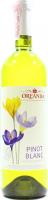 Винo Oreanda Pinot Blanc н/солодке біле 0,75л x6
