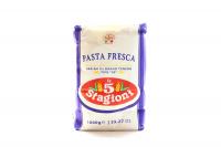 Борошно Le 5 Stagioni Pasta Fresca з м`як.сорт.пшен. 1кг х10