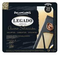 Сир Palancares Legado Iberico з мол. корови вівці кози 200г