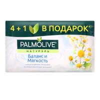 Мило Palmolive Натурель Баланс та м якість 5шт*70г. х6