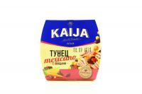 Тунець Kaija Mexicano з овочами 185г
