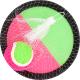 Іграшка Китай Гра Злови м яч 19см арт.48055 х6