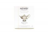 Чай Newby Peppermint трав`яний 15пак 30г х4