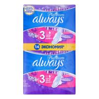 Гігієнічні прокладки Always Platinum Ultra Super Plus, 16 шт.