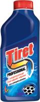 Засіб Tiret Professional гель д/чищення труб 500мл х6