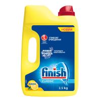 "Порошок для миття посуду в посудомийних машинах FINISH ""Лимон"" 2,5 кг"