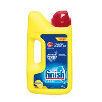 Порошок для посудомийних машин Finish Classic Лимон, 1 кг