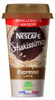 Напій молочний Nescafe Espresso Latte 2,6% 190мл