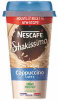 Напій молочний Nescafe Cappuccino Latte 2,6% 190мл